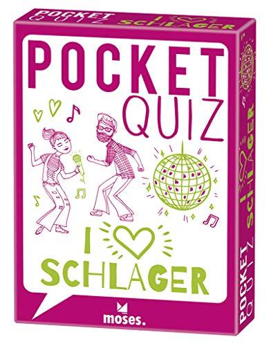 Pocket Quiz Schlager   150 Fragen und Antworten für...