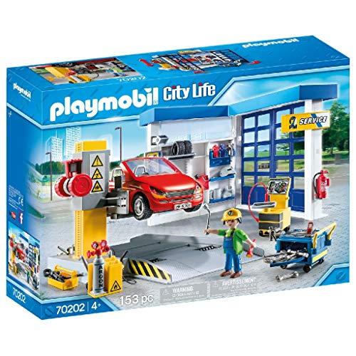 Playmobil City Life 70202 Autowerkstatt, Ab 4 Jahren