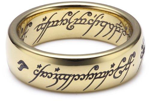 Herr der Ringe Unisex-Ring 'Saurons Ring' aus dem kleinen Hobbit...