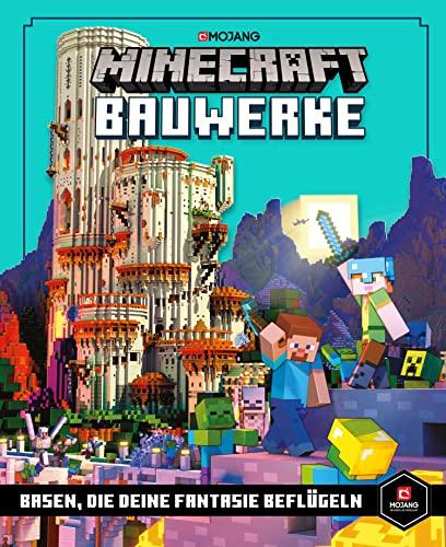Minecraft Bauwerke. Basen, die deine Fantasie beflügeln: Ein...