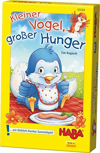 HABA 302368' Kleiner Vogel, großer Hunger Spiel