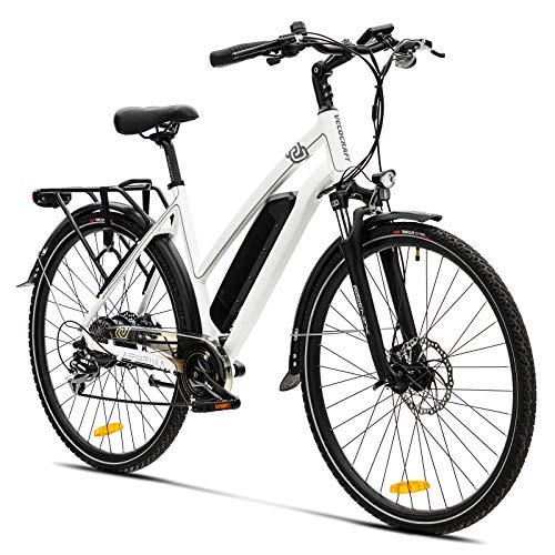 Elektrofahrrad E Bike VecoCraft Athena E-Bike Trekking Pedelec...