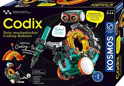 Kosmos 620646 Codix-Dein mechanischer Coding Roboter Spielzeug,...