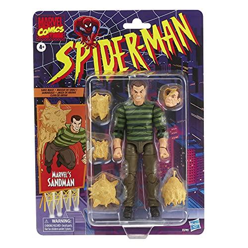 Spiderman SPD Legends 6 INCH TV 8