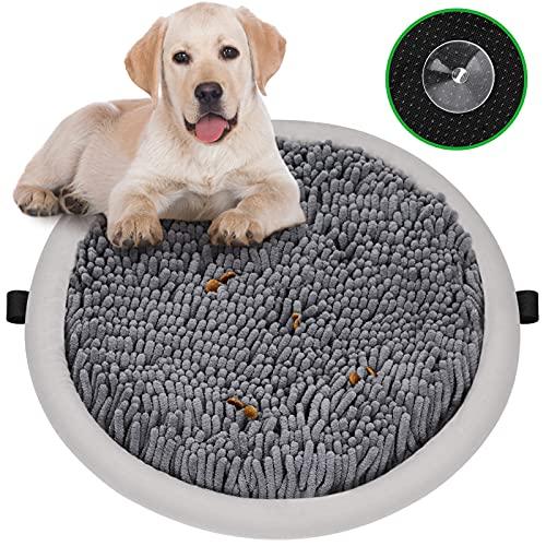 YOUTHINK Schnüffelteppich Hund, Hundespielzeug Intelligenz...