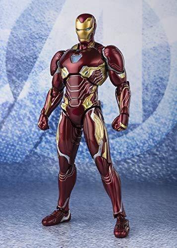 Bandai S.H. Figuarts Iron Man Mark 50 Nano Weapon Set 2 'Avengers...
