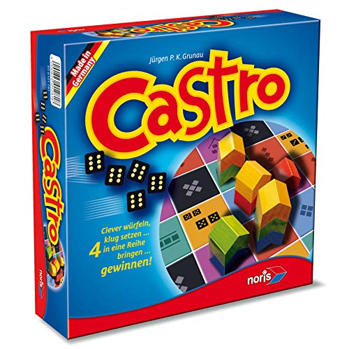noris 606101281 606101281-Castro, Familienspiel