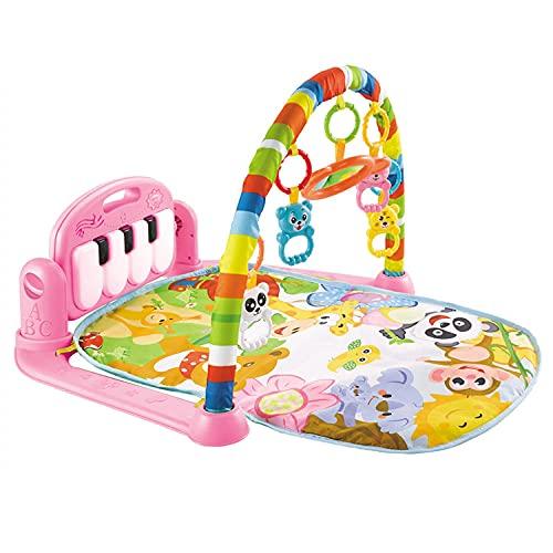 Spielmatte Baby mit Spielbogen Kick und Play Piano Mat für...