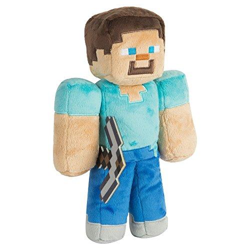 JINX Minecraft 889343051326 7178 Steve Plüschtier