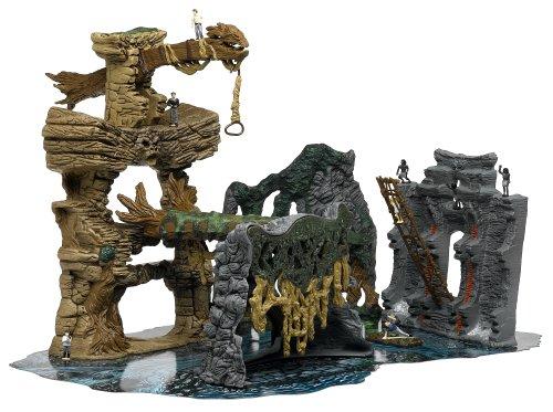 Playmates 66047 - King Kong - Skull Island Spielset
