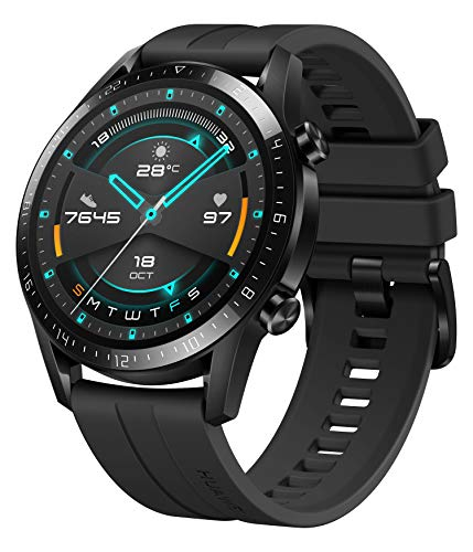 HUAWEI Watch GT 2 Smartwatch (46mm Full-Color-AMOLED,...