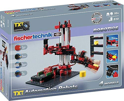 fischertechnik TXT Automation Robots Komplettset 560153...