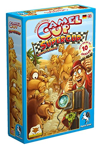 Pegasus Spiele 54546G - Camel Up Supercup (Erweiterung)...