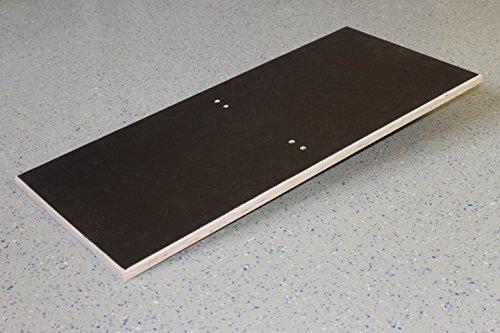 Easy-Hopper Wippbrett / Balancebrett / Hundewippe 80 x 40 cm