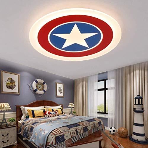 Modern LED Deckenleuchte Kreative Pentagram form Kinderlampe...