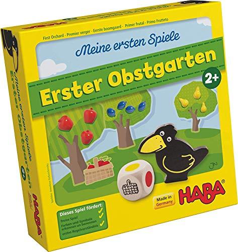 Haba 4655 - Meine ersten Spiele Erster Obstgarten, unterhaltsames...