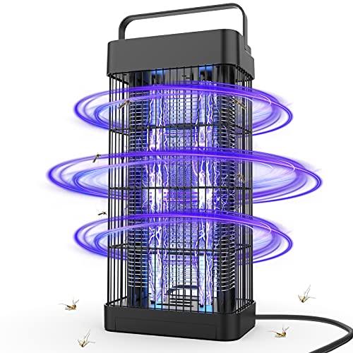 Insektenvernichter Elektrisch, DANGZW Insektenfalle Mückenlampe...