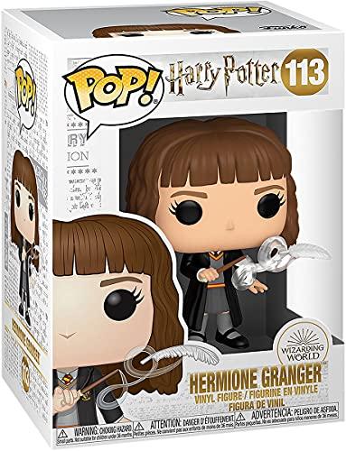POP! Harry Potter: Harry Potter - Hermione w/Feather
