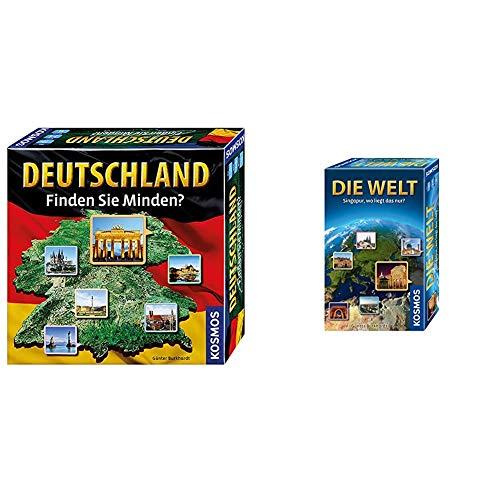 KOSMOS 692797 - Deutschland - Finden Sie Minden? & 711184 - Die...