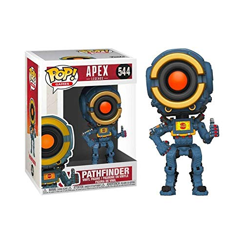 Funko 43289 POP Games: Apex Legends- Pathfinder Collectible Toy,...