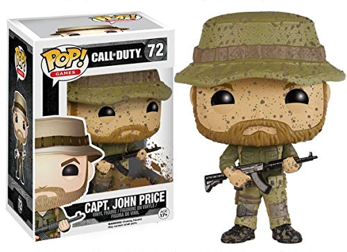 Funko 6824 S1 No Actionfigur Call of Duty: Captain John Price,...