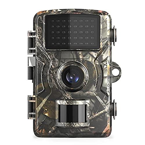 SUUUK Wildkamera Wildkamera Mit Nachtsicht, 12MP Foto 1080P Video...