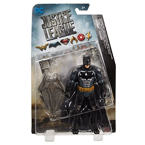 JUSTICE LEAGUE Actionfigur, 15 cm Batman taktischer Anzug 15 Centimeters