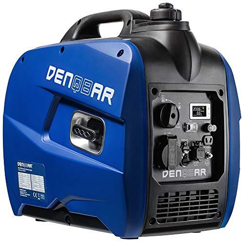DENQBAR 2100 W Inverter Stromerzeuger Notstromaggregat...
