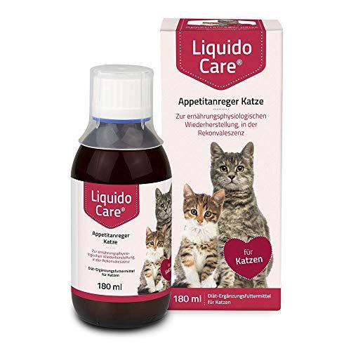 LiquidoCare Appetitanreger Katze 180 ml/Zur...