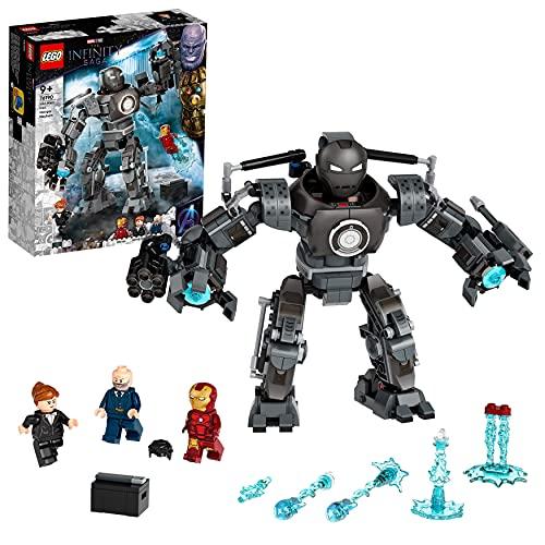 LEGO 76190 Marvel Super Heroes Iron Man und das Chaos durch Iron...