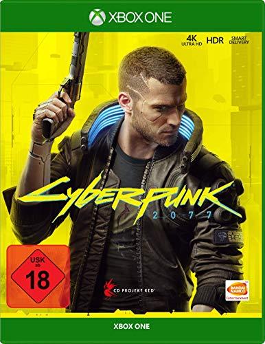 CYBERPUNK 2077 - DAY 1 Edition - (kostenloses Upgrade auf Xbox Series X) - [Xbox One]