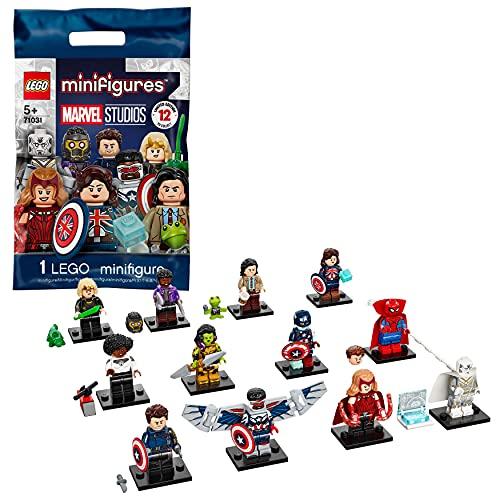LEGO 71031 Minifiguren Marvel Studios Superhelden Bauspielzeug...