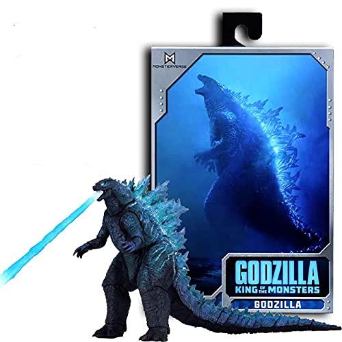 18 cm Anime Figur Shm Godzillas 2 King of Monster 2019 Blue...