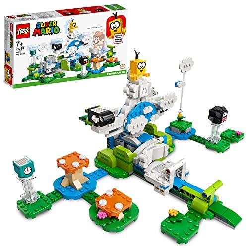 LEGO 71389 Super Mario Lakitus Wolkenwelt – Erweiterungsset,...