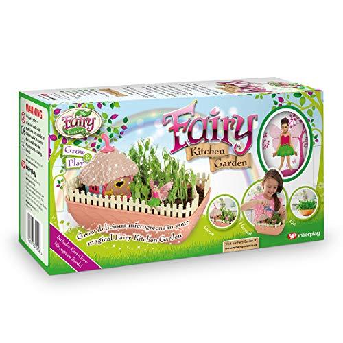 Fairy Kitchen Garden – Züchten Sie Ihren eigenen Nutzgarten!