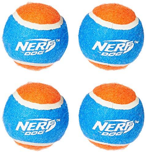 Nerf Dog Hundespielzeug Ersatzbälle, Tennisbälle, für den Nerf...