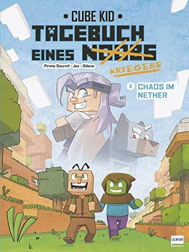 Tagebuch eines Noobs Kriegers - Der Comic 2 - Chaos im Nether:...