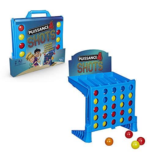 Spiele Kinder – 4 Hasbro Gaming – Leistung 4 Shots – Spiel...