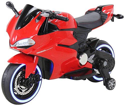 Actionbikes Motors Kinder Elektromotorrad 1299SS - Led...