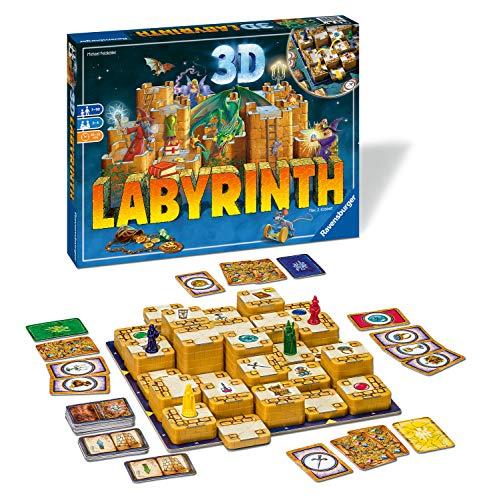 Ravensburger 3D-Labyrinth – bewegliches Labyrinth...