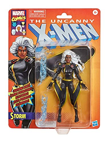 Marvel Retro Fanfiguren-Kollektion 15 cm große Storm X-Men...