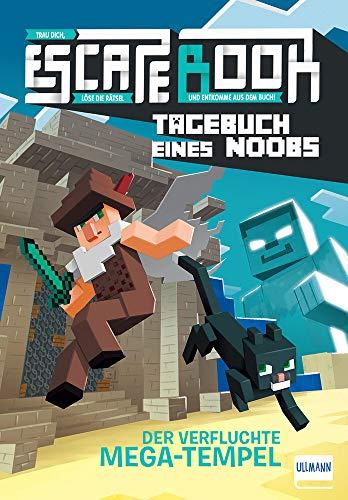 Escape Book - Tagebuch eines Noobs: Der verfluchte Mega-Tempel...