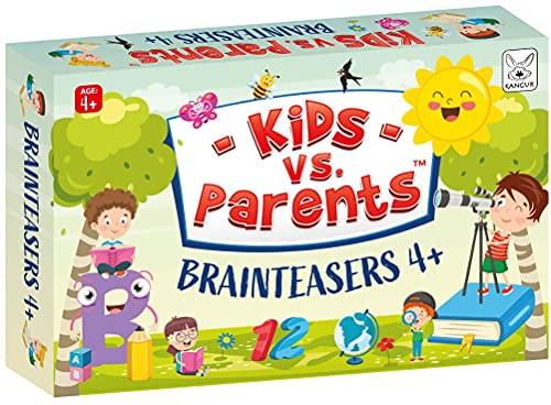 Lernspiele für Kinder mit Quiz, Familienspiele, Kartenspiel,...
