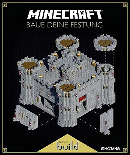 Minecraft, Baue deine Festung: Ein offizielles Minecraft-Buch...
