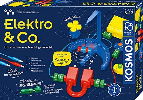 KOSMOS 620639 Elektro & Co. Elektro-Wissen leicht gemacht,...