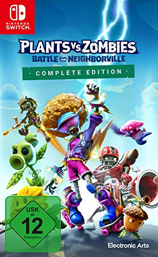 Plants vs Zombies Battle for Neighborville Complete Edition -...