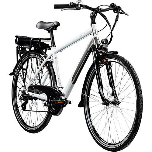 Zündapp E Bike 700c Trekkingrad Pedelec Z802 Elektrofahrrad 21...