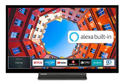 Toshiba 32WK3C63DA 32 Zoll Fernseher (HD ready, Smart TV, Prime...