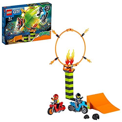 LEGO 60299 City Stuntz Stunt-Wettbewerb, Set mit 2...
