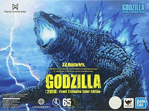 Bandai Tamashii Nations Godzilla: King of the Monsters S.H. MonsterArts Action Figure...